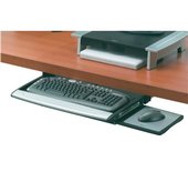 Toetsenbordplateau Office Suite +muislade zwart/grijs