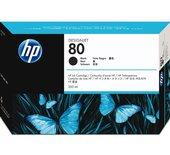 Inkcartridge HP C4871A 80 zwart