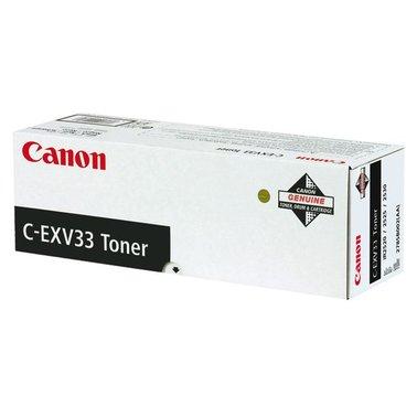 Tonercartridge Canon C-EXV33 zwart