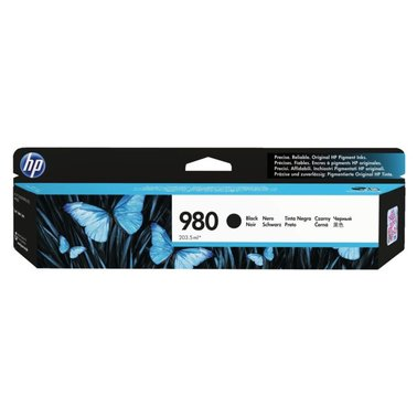 Inkcartridge HP D8J10A 980A zwart