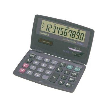 Rekenmachine Casio SL-210TE