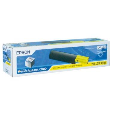 Tonercartridge Epson SO50191 geel