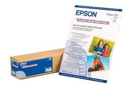 Inkjetpapier Epson S041315 A3 Premium glans 20vel