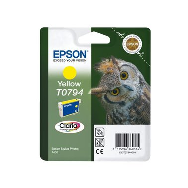 Inkcartridge Epson T0794 geel