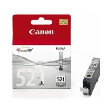 Inkcartridge Canon CLI-521grijs