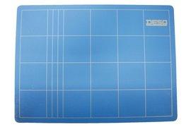 Snijmat Desq A2 600x450mm blauw