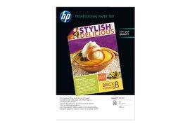Inkjetpapier HP C6821A A3 glans 180gr 50vel