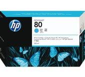 Inkcartridge HP C4846A 80 blauw