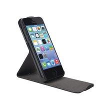 Telefoonhoes Dresz flipcase iPhone 4/4S zwart