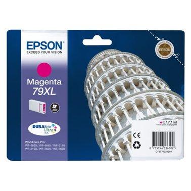 Inkcartridge Epson T790340 rood HC