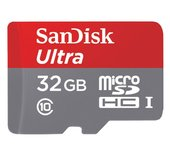 Geheugenkaart Sandisk Micro SDHC Class10 Android 32GB