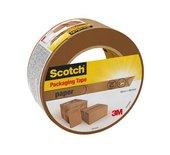 Verpakkingstape Scotch 48mmx50m bruin papier