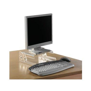 monitorstandaard Opus2 17/19inch transparant