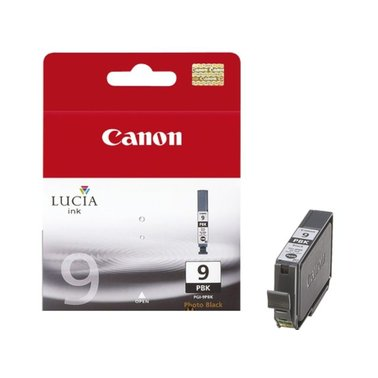 Inkcartridge Canon PGI-9PBK foto zwart