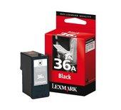 Inkcartridge Lexmark 18C2150E 36A zwart