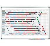 Planbord Legamaster premium jaar 53 weken 60x90cm