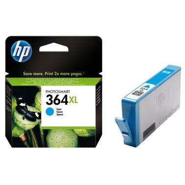 Inkcartridge HP CB323EE 364XL blauw HC