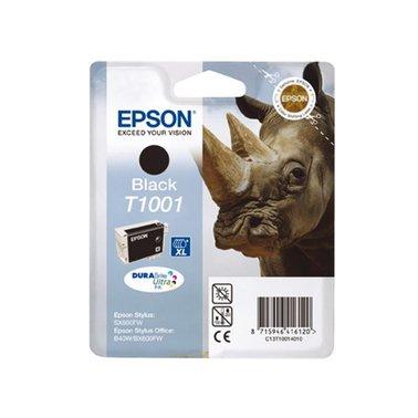 Inkcartridge Epson T1001 zwart