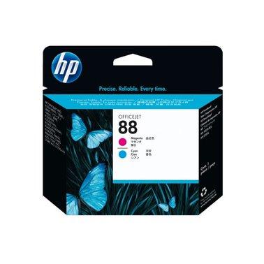 Printkop HP C9382A 88 rood+blauw