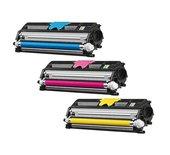 Tonercartridge Minolta MC1600 3-kleurenset