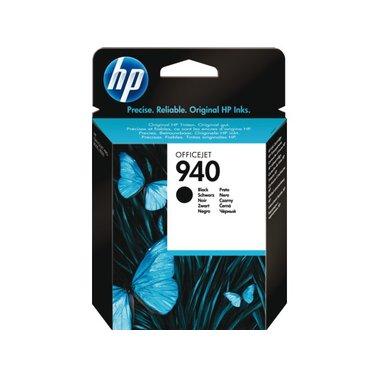 Inkcartridge HP C4902A 940 zwart