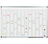 Planbord Legamaster premium jaarpanner verticaal 60x90cm