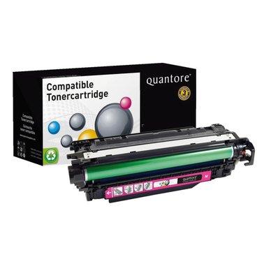 Tonercartridge Quantore HP CF323A 653A rood
