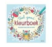 kleurboek Deltas volwassenen feel good