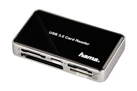 Kaartlezer Hama all in one USB 3.0 superspeed