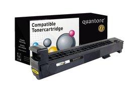 Tonercartridge Quantore HP CB382A 824A geel