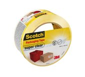 Verpakkingstape Scotch super clear 48mmx66m