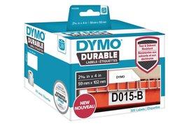 Etiket Dymo 1933088 labelwriter 59x102mm 300 stuks