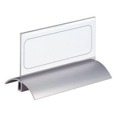 Tafelnaambord Durable Presenter 8201 61x122mm