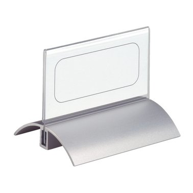 Tafelnaambord Durable Presenter 8200 52x100mm