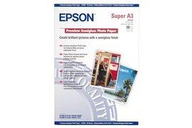 Inkjetpapier Epson SO41328 A3+ semi glans 251gr 20vel