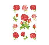 Etiket Herma 3581 roos