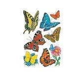 Etiket Herma 3801 vlinder