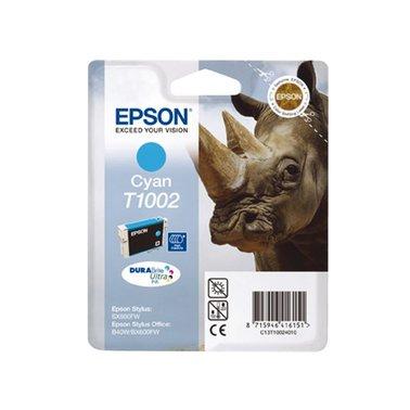 Inkcartridge Epson T1002 blauw