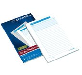 Orderboek Atlanta A5414-013 185x110mm 50x2vel