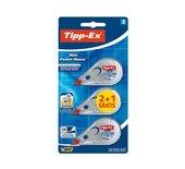 Correctieroller Tipp-ex Pocket Mini Mouse blister 2+1 gratis