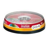 DVD-R Imation 4.7GB 16X spindel 10stuks