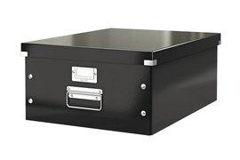Grote doos Leitz Click & Store 350x188x450mm zwart