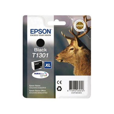 Inkcartridge Epson T1301 zwart XL