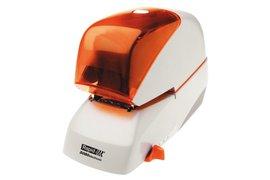 Nietmachine elektrisch Rapid 5080E 80vel zilver/oranje