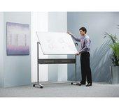 Whiteboard Nobo Kantelbord 150x120cm magnetisch emaille