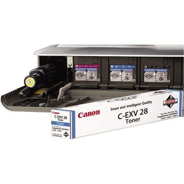 Tonercartridge Canon C-EXV28C blauw