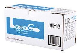 Toner Kyocera TK-570C blauw