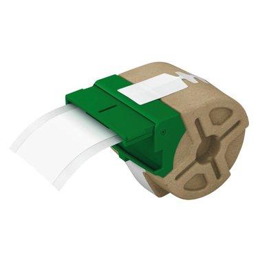 Etiket Leitz icon labelprint papier 50mmx22m wit zelfklevend