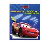 prikblok Deltas Disney Cars 2