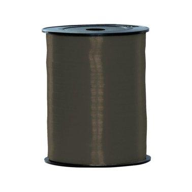 Polyband haza 500m x 5mm donkergrijs